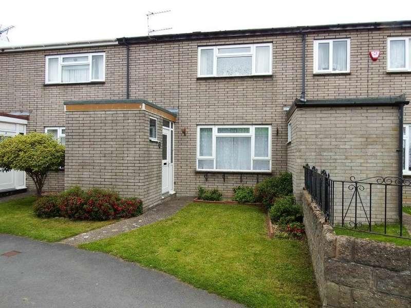2 Bedrooms Terraced House for sale in Heppenstall Road, Barnstaple