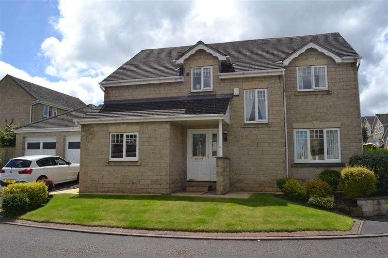 4 Bedrooms Detached House for sale in Bilberry Close, Clayton, Bradford