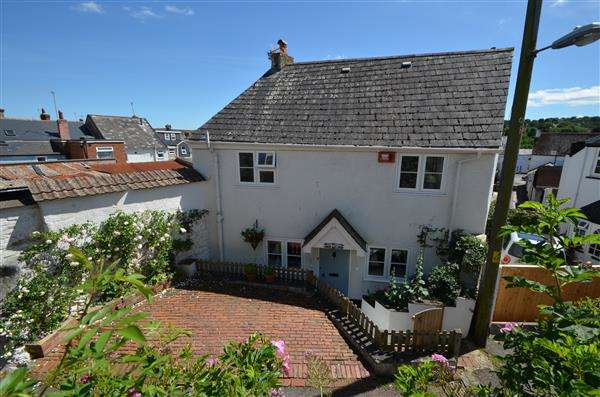 3 Bedrooms Cottage House for sale in Twin Cottage, 14 Stockton Road, Dawlish