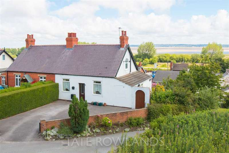 3 Bedrooms Bungalow for sale in Sunnyside, Top Hill, Bagillt