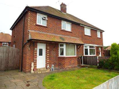 3 Bedrooms House for sale in Rudheath Close, Crewe, Cheshire