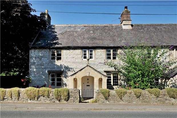 3 Bedrooms End Of Terrace House for sale in Kelston, BATH