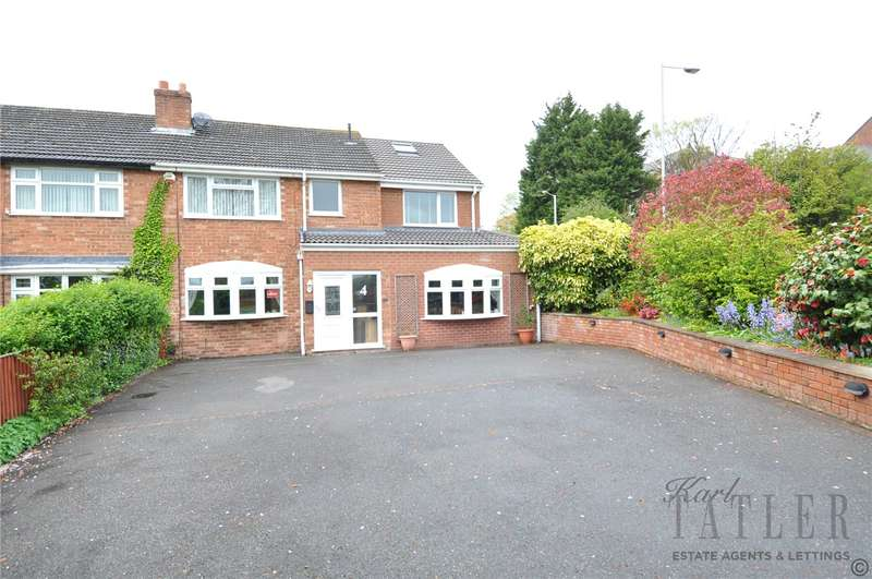 4 Bedrooms Semi Detached House for sale in Old Greasby Road, Upton, Wirral