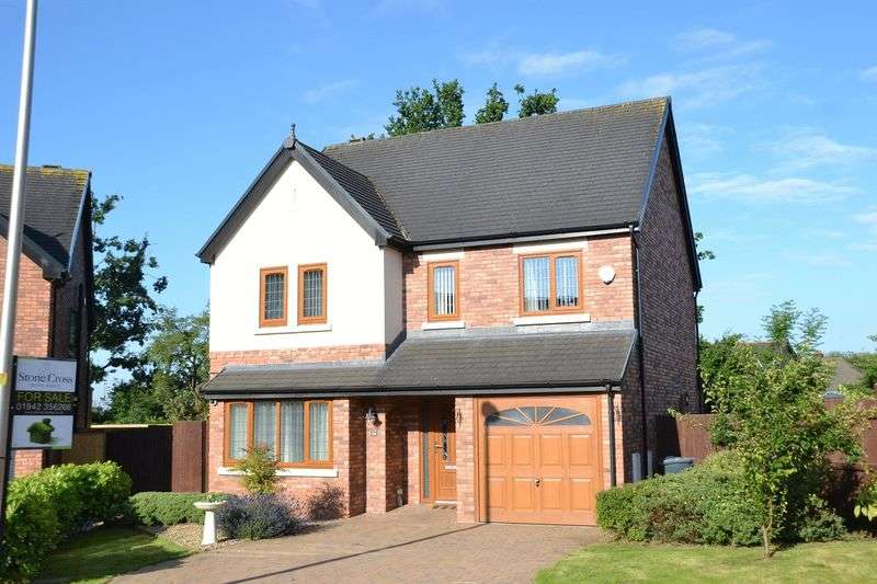 5 Bedrooms Detached House for sale in Rosedale Avenue, Lowton, WA3 2RW