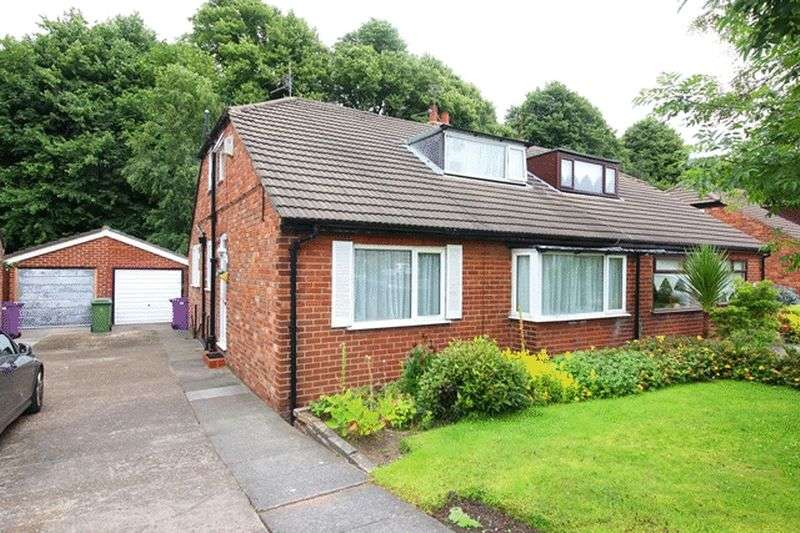 3 Bedrooms Semi Detached Bungalow for sale in Station Road, Gateacre, Liverpool, L25