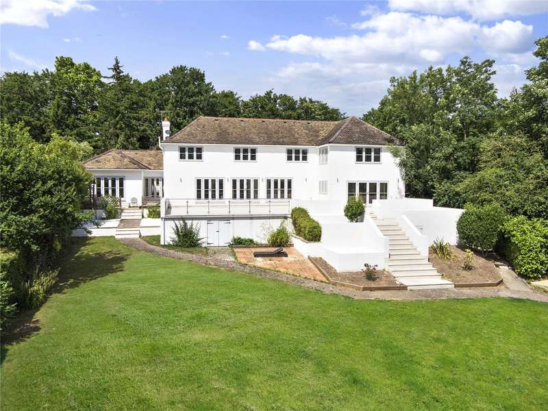 7 Bedrooms Detached House for sale in Wrens Hill, Oxshott, Leatherhead, Surrey, KT22