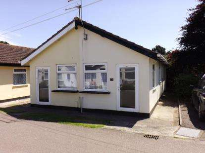 1 Bedroom Bungalow for sale in Dawlish Warren, Devon