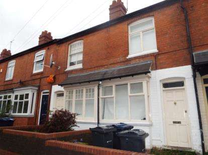 4 Bedrooms Terraced House for sale in Fir Avenue, Runcorn Road, Birmingham, West Midlands