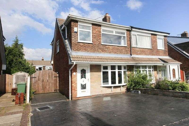 3 Bedrooms Semi Detached House for sale in Warminster Grove, Winstanley, Wigan