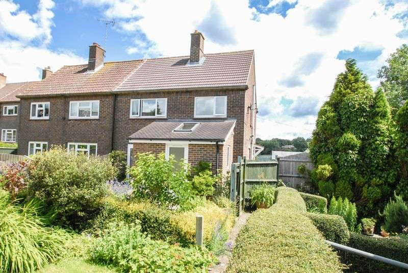 3 Bedrooms Semi Detached House for sale in The Wyshe, Pyecombe