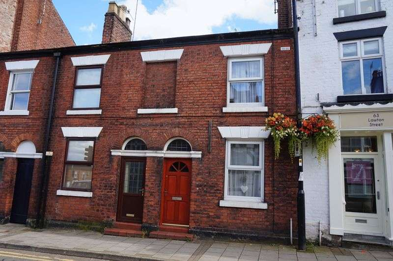 2 Bedrooms Terraced House for sale in Lawton Street, Congleton