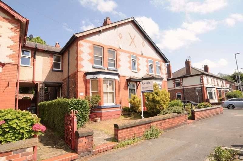 3 Bedrooms Property for sale in Grange Avenue, Warrington