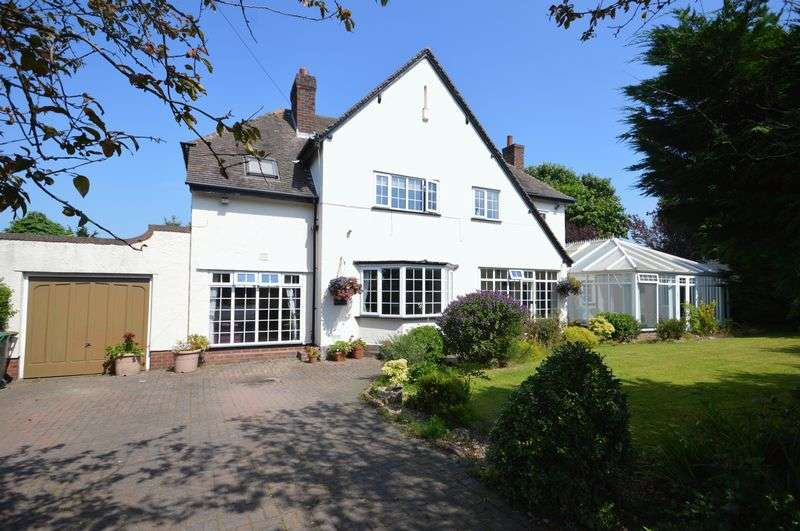 4 Bedrooms Detached House for sale in Column Road, West Kirby