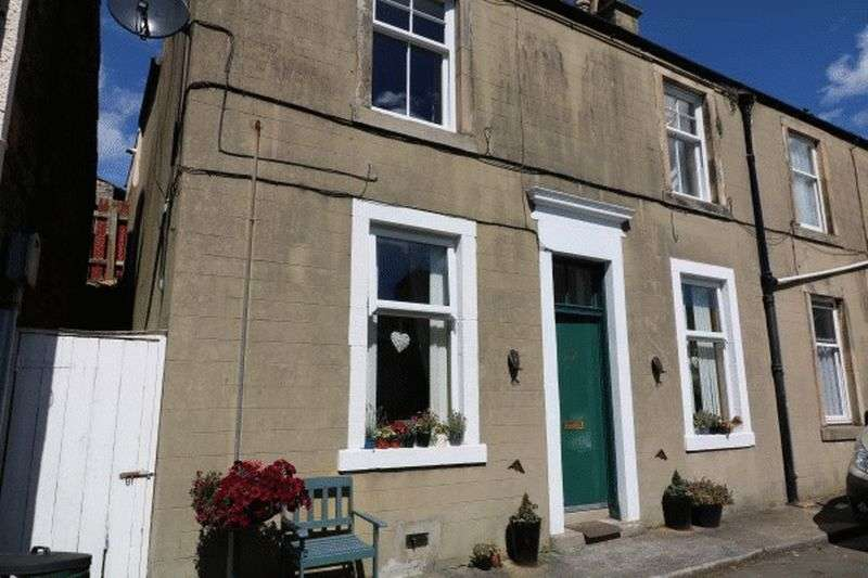 1 Bedroom Flat for sale in 27 Biggiesknowe, Peebles