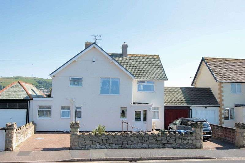 4 Bedrooms Detached House for sale in Beach Road East, Prestatyn