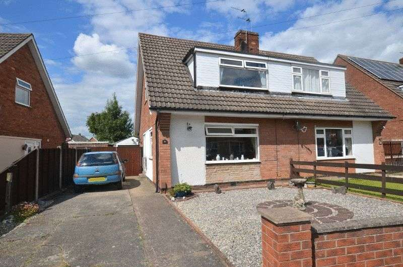 3 Bedrooms Semi Detached House for sale in Rothwell Road, Scunthorpe