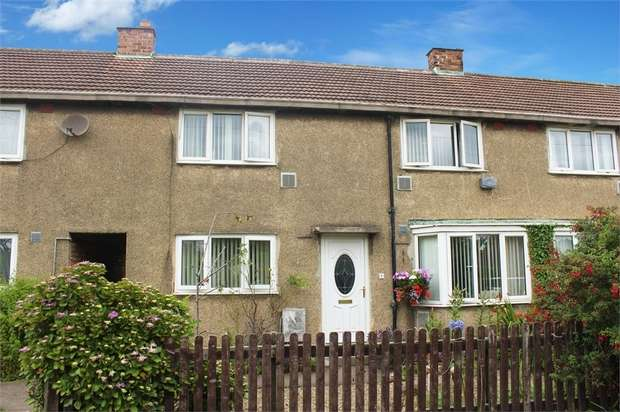 3 Bedrooms Terraced House for sale in The Potlands, Leeming Bar, Northallerton, North Yorkshire