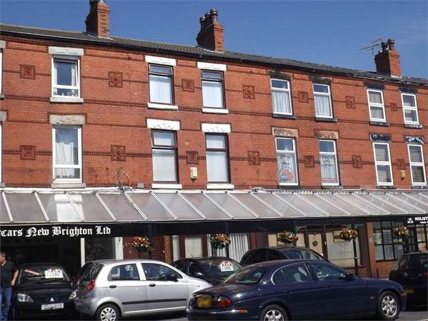 4 Bedrooms Terraced House for sale in Seabank Road, Wallasey, Merseyside