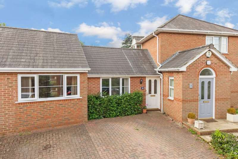 2 Bedrooms Maisonette Flat for sale in Kiln Close, Potten End