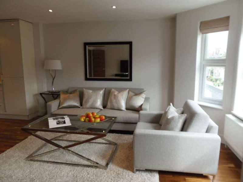 2 Bedrooms Flat for sale in Corrance Road, Brixton, SW2