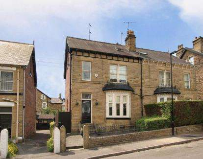 5 Bedrooms Semi Detached House for sale in Sterndale Road, Sheffield