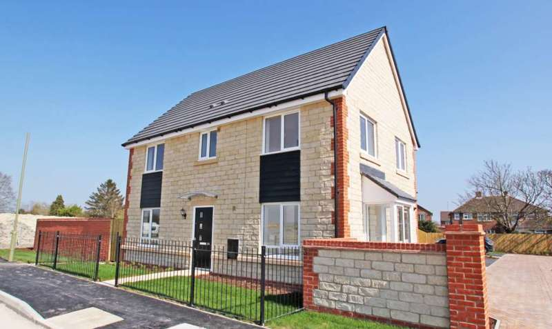 4 Bedrooms Detached House for sale in Cherry Tree Road, The Atrium