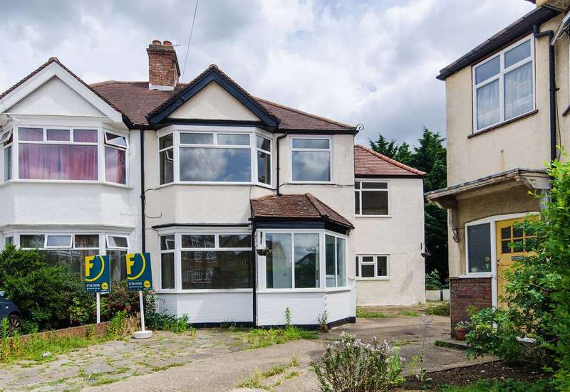 5 Bedrooms House for sale in Sparkbridge Road, Harrow, HA1