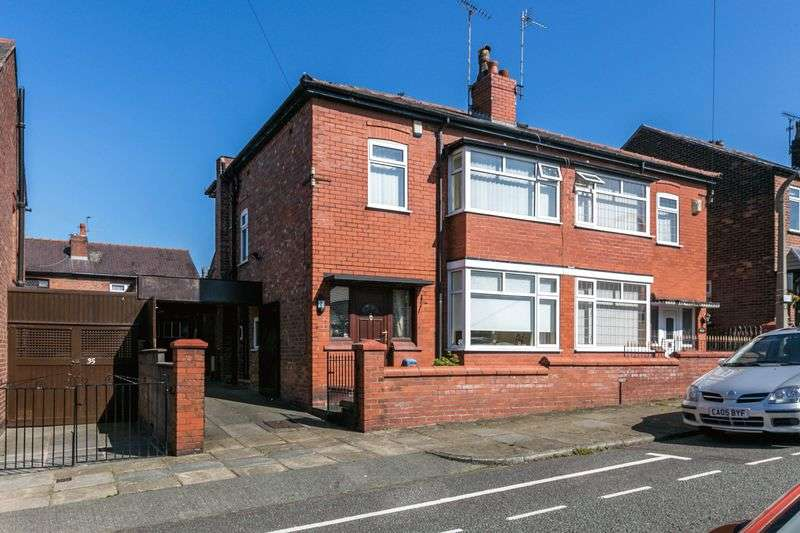 3 Bedrooms Semi Detached House for sale in Eccleston Street, Swinley, WN1 2AY