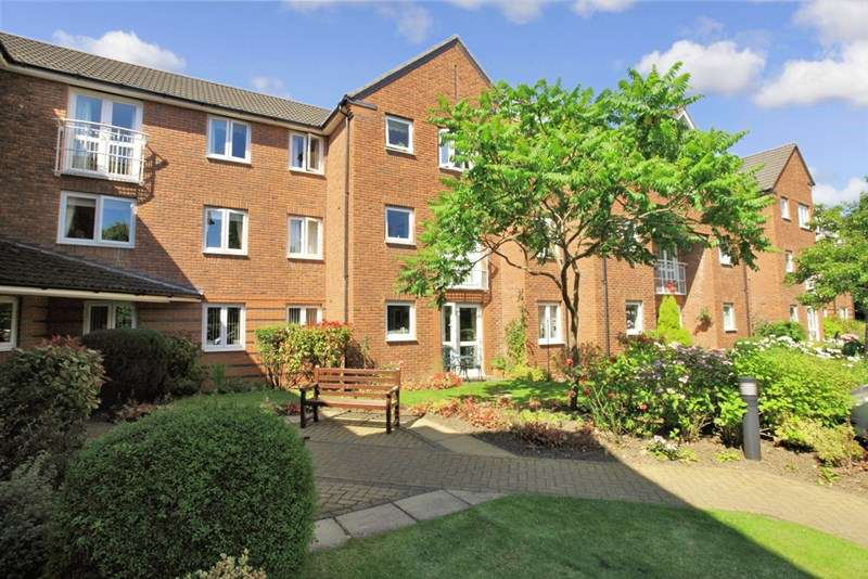 1 Bedroom Retirement Property for sale in Broadway Court, Gosforth, NE3 2NZ