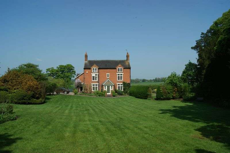 8 Bedrooms Detached House for sale in Lea Farm, Tunstall Lane, Bishops Offley, Eccleshall, Staffordshire. ST21 6EU