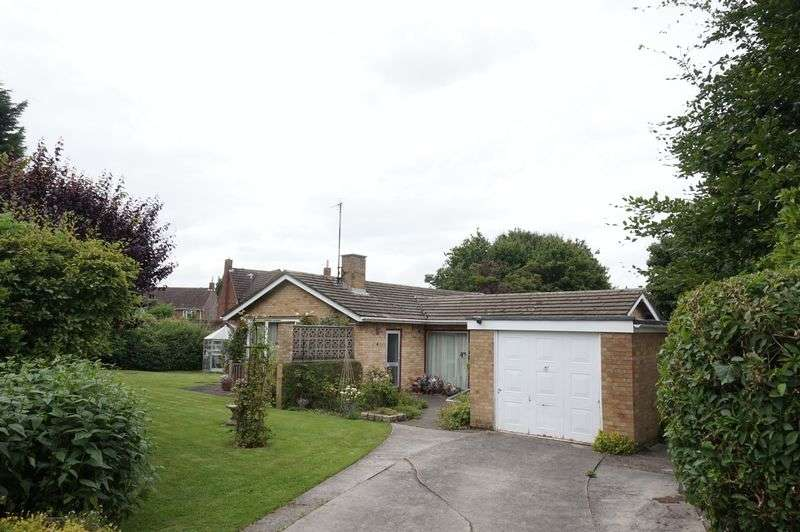 3 Bedrooms Detached Bungalow for sale in Howcroft, Churchdown, Gloucester