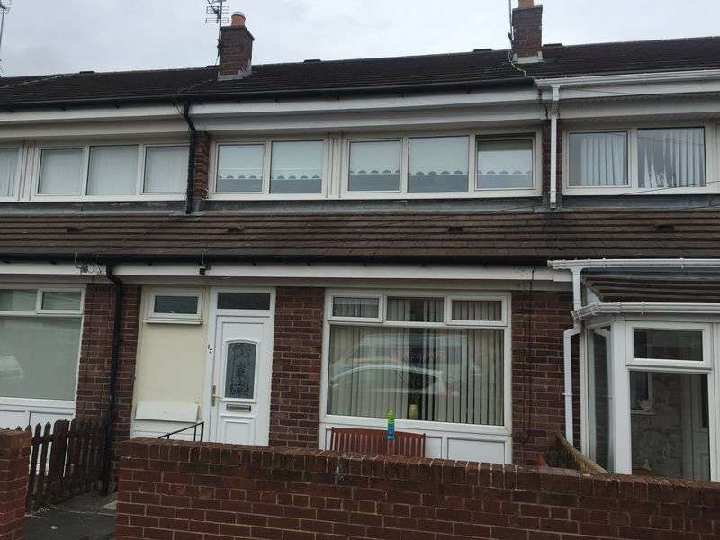 3 Bedrooms Terraced House for sale in Monkton Hall, Hebburn