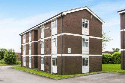 1 Bedroom Flat for sale in Victoria Court, Mansfield, Nottinghamshire