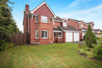 4 Bedrooms Detached House for sale in Cedar Avenue, Ryton On Dunsmore, Coventry, Warwickshire