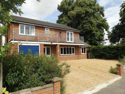 4 Bedrooms Detached House for sale in Diss, Norfolk