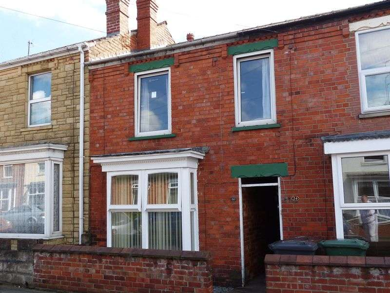 3 Bedrooms Terraced House for sale in Maple Street, Lincoln