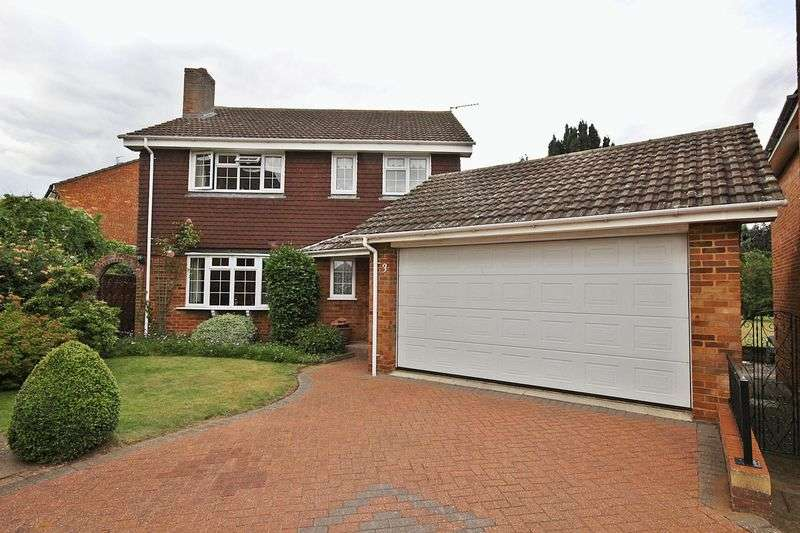 4 Bedrooms Detached House for sale in Andrews Close, Maulden