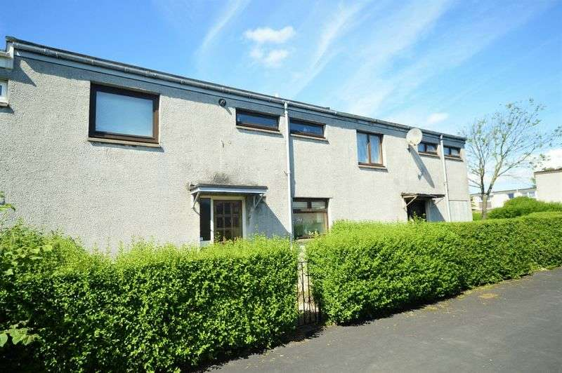 3 Bedrooms Terraced House for sale in Minto Crescent, Macedonia, Glenrothes