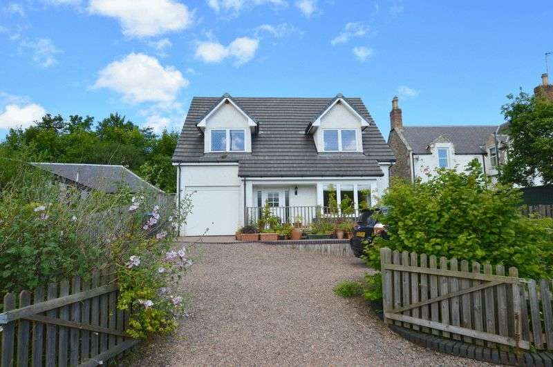 3 Bedrooms Detached House for sale in Houndwood, Eyemouth, Berwickshire