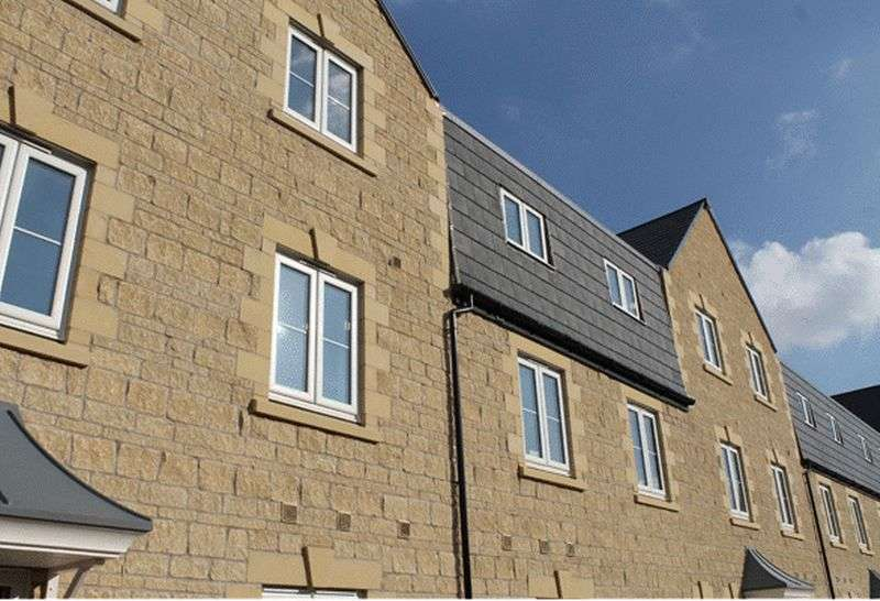 4 Bedrooms Terraced House for sale in HURRY - LAST ONE REMAINING! - The Lomond Anvils Mews, Stamford