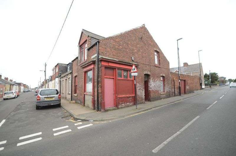 3 Bedrooms Terraced House for sale in Thomas Street, Sunderland, Tyne And Wear, SR2