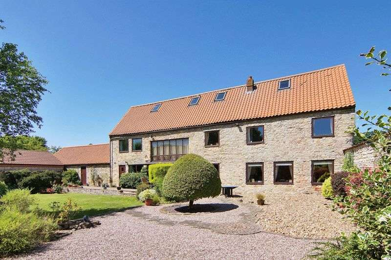 4 Bedrooms Detached House for sale in Coleby LN5