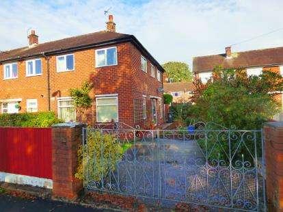 3 Bedrooms Semi Detached House for sale in Thurnham Road, Ashton-On-Ribble, Preston, Lancashire