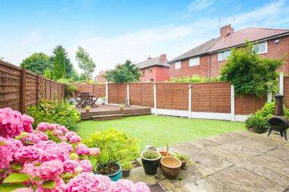 3 Bedrooms Terraced House for sale in Vine Grove, Mile End, Stockport, Cheshire