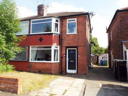 3 Bedrooms Semi Detached House for sale in Birch Avenue, Whitefield, Manchester, Greater Manchester