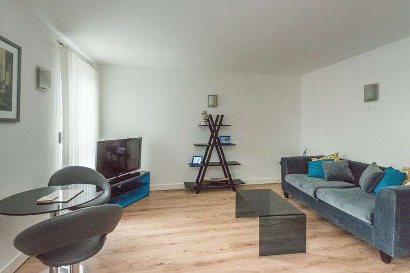 1 Bedroom Flat for sale in Cavendish Street, Sheffield S3 - Roof Top Gardens