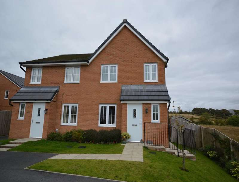 4 Bedrooms Semi Detached House for sale in Weavers Avenue, Frizington, CA26