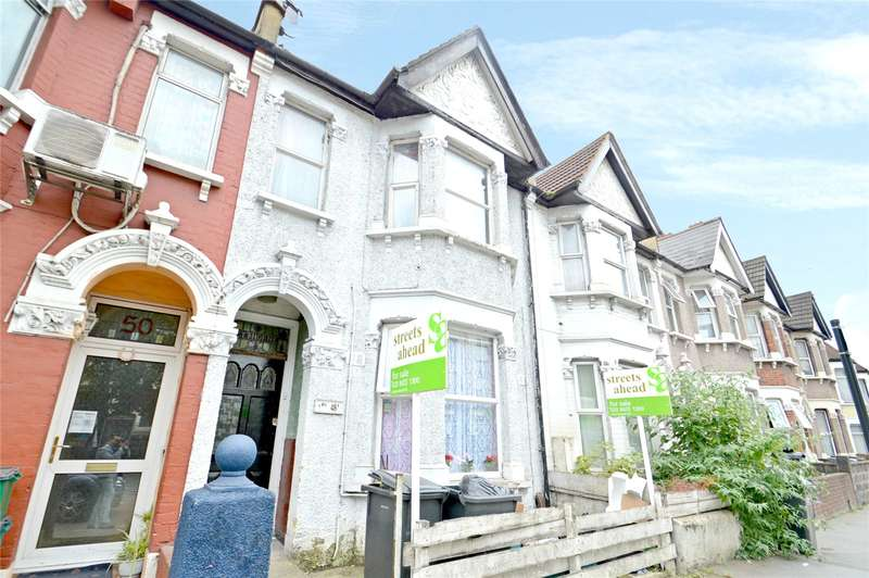2 Bedrooms Apartment Flat for sale in St. James's Road, Croydon