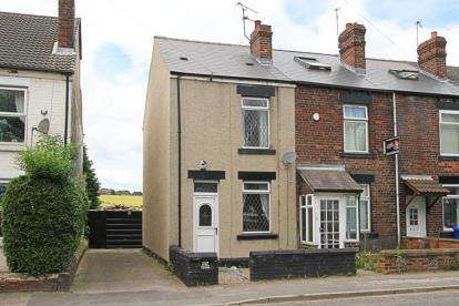 3 Bedrooms End Of Terrace House for sale in Highfield Lane, Sheffield, South Yorkshire