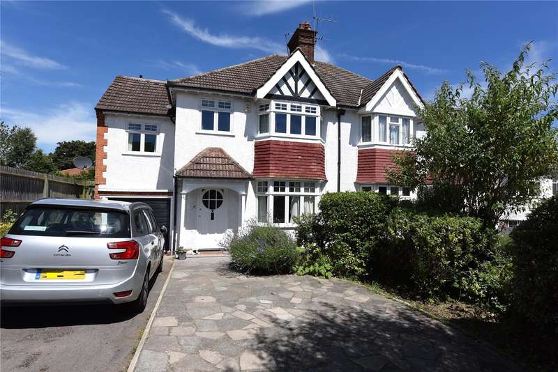 5 Bedrooms Semi Detached House for sale in Augustus Road, London, SW19